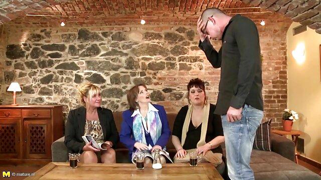 MILF obtient un creampie video x gratuite française